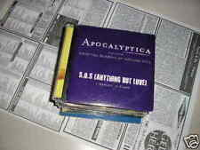 CD gothique Apocalyptica sos anything but love promo sony