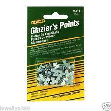 FLETCHER-TERRY   GLAZIER'S POINTS 50PC #7 GLAZING