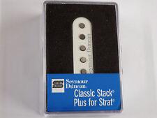 Seymour Duncan Classic Stack Plus STK-S4B Bridge White