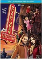 Adventures In Babysitting - DVD By Sabrina Carpenter - GOOD