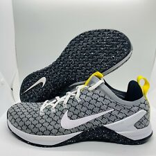 Nike Metcon DSX Flyknit 2X Training Crossfit Shoes Gray Size:13 AO2807-017