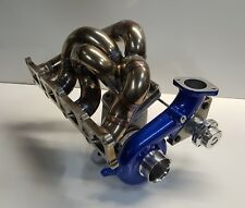 Strictly Modified Mitsubishi Ralliart Stock Replacement Exhaust Manifold 4B11t
