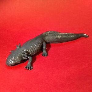 Axolotl Mexican salamander soft rubber jigglers amphibians Kreaturex Sbabam