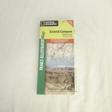 National Geographic Trails Illustrated Map Grand Canyon National Park #207