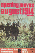 BALLANTINE OPENING MOVES AUGUST 1914 WW1 LORRAINE ARDENNES LIEGE MARNE MIRACLE