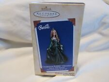 Celebration Barbie Ornament 2004 Special Edition Hallmark NIB #5 Of 5
