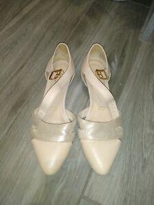 Clarks Sunset Ladies Shoes Size 6