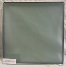 "Ppg Ideascapes Insulating Glass Sample1/4"" Oldcastle Matelux Acid Etch12"" Square"