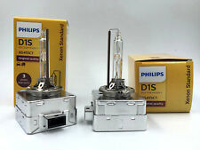 2x New OEM Philips D1S HID Xenon Headlight Bulb for 12-15 Mercedes CLS Class