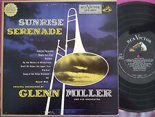 LP 25 cm GLENN MILLER & HIS ORCHESTRA-SUNRISE SERENADE-SUNRISE SERENADE + 8