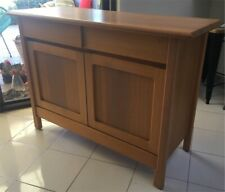 Parker sideboard buffet timber blonde