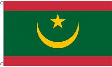 Mauritania 5'x3' Flag
