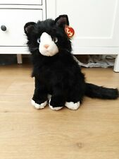 Ty Beanie Baby Buddy Classic Shadow The Cat. With Tag & Protector
