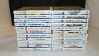 Nintendo DS3 Complete Games - Select Your Title - Pokemon, Sonic, Mario