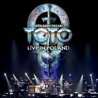 TOTO - 35TH ANNIVERSARY TOUR: LIVE IN POLAND NEW CD