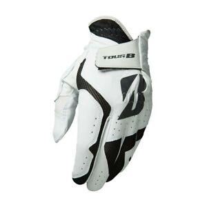 NEW Bridgestone Tour B Fit Cabretta Leather Golf Glove - Pick Size & Dexterity!!