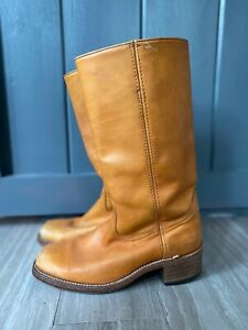Frye Boots Campus Size 10.5