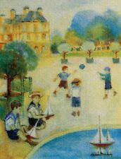 JEUX D ENFANTS   POSTCARD FRANCE CPA Carte Postale Maximum H171