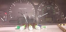 Land Rover Discovery 2 LED Blue Dash Dial Instrument Panel Bulbs Set TD5 V8