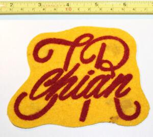 JR Chian Vintage Patch Badge