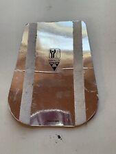 "NIKKEN Kenko Flex Magnetic Promo Pad Silver #1447 USED 7.56"" X 5.55"""