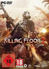 Killing Floor 2 (PC, sólo 2017 de la Steam key descarga código) no DVD, Steam only
