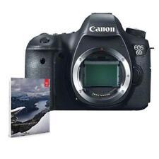 Canon EOS 6D DSLR Camera Body BUNDLE w/Adobe Photoshop Lightroom 6 #8035B002