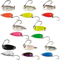 Nomura Spoon Akira 2,5-3,0cm 2-3,5g Special Trout Area Forelle Power Bait Barsch