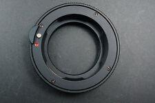 LM-NEX Leica M Lens to Sony E Mount Macro Adapter Helicoid Black Aluminium