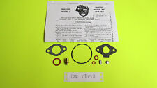 Whizzer Motor Bike Model J Carter N655S N666S N703S N704S  Carburetor kit