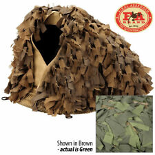Final Approach Mutt Hut II Dog Blind Stubble Skinz- BROWN CAMO NETTING HUNTING