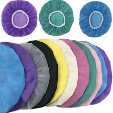 Shower Cap Multi Colors Bathing Hair Cover Waterproof Elastic Durable Household
