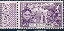 COTE D'IVOIRE N° 85 EN BDF NEUF * AVEC CHARNIERE