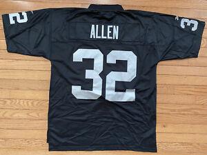 Marcus Allen 1985 Oakland Las Vegas Raiders Reebok Premier Jersey Large New Tags