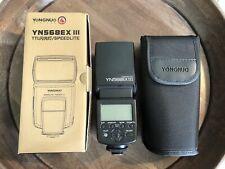 Yongnuo speedlite YN568EX III for Canon