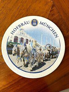 Wurzburger Bavarian Beer Coaster Set of 50