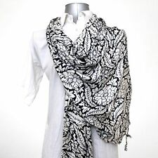 New Indian Cotton Fashion Scarf Beautiful Bohemian Handmade Boho Gypsy Band