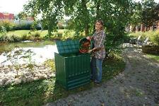 Eco King Garantia Komposter grün 400L Schnellkomposter Thermokomposter