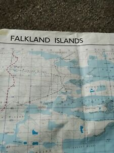 Falkland Island Map