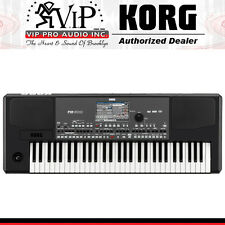 Korg PA600 61-Key Professional Arranger w/ Color Touchview Display 110-240 Volts