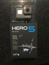 New GoPro Hero 5 Hero5 Black 4K 12 Mp Digital Camera Camcorder Waterproof Action