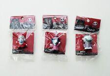 Nightmare Before Christmas - Lock, Shock & Barrel - 3 Piece Figural Eraser Set