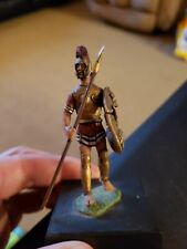 Monogram Model Roman Knight Figure 2 3/4 Inch
