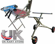 3 Wheel Trolley, Tong Tyre Removal Tool, Work Table, Bead Breaker UK KART STORE