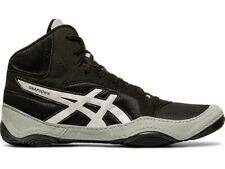 Asics Snapdown 2 Mens Wrestling/Martial Art Shoes (2E) (Wide) (Black/Silver)