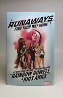 Runaways Vol. 1: Find Your Own Way Home