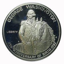 [NC] STATI UNITI USA - HALF DOLLAR 1982 S - PROOF - ARGENTO 900  (nc5180)