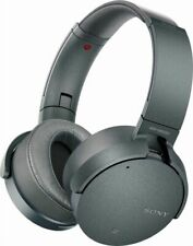 Sony MDR-XB950N1 Headphones Bluetooth Noise Cancel Extra Bass Gry MDRXB950N1 #25