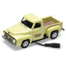 Menards  1:48 Scale WALLY'S AUTO PARTS 1953 FORD Pickup Truck Lighted Diecast