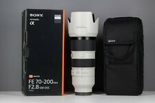 Sony FE 70-200mm F/2.8 GM OSS SEL70200GM
